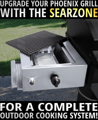 SearZone Side Burner